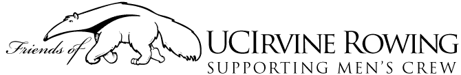 Friends of UCI Rowing Retina Logo