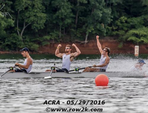 2016 ACRA Championships – MV4+ Wins Gold!