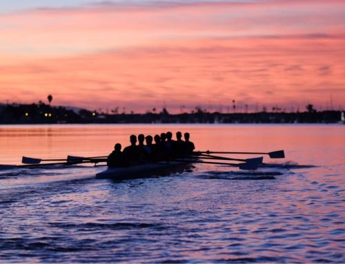 Boat Dedication and Newport Chase!