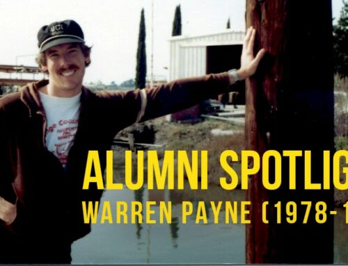 Alumni Spotlight – Warren Payne ('78-'80)